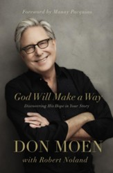 God Will Make a Way: Discovering His Hope in Your Story - eBook