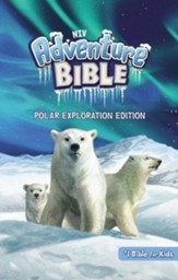 NIV Adventure Bible, Polar Exploration Edition, Full Color - eBook