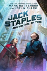 Jack Staples and the Ring of Time - eBook