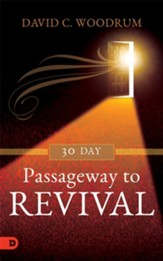 30 Day Passageway to Revival: Prayer Calendar & Journal - eBook