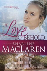 A Love to Behold - eBook