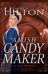 The Amish Candymaker - eBook