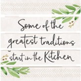 Some of the Greatest Traditions Start in the Kitchen Trivet