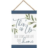 This Is Us Hanging Banner