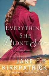 Everything She Didn't Say - eBook