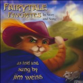 Fairytale Favorites in Story & Song on CD