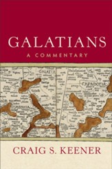Galatians: A Commentary - eBook