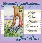 Rip Van Winkle & Gulliver's Travels on CD
