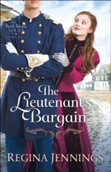 The Lieutenant's Bargain (The Fort Reno Series Book #2) - eBook