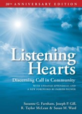 Listening Hearts: Discerning Call in Community - eBook