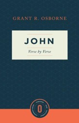John Verse by Verse - eBook