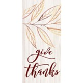 Give Thanks Tabletop Decor