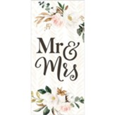 Mr. and Mrs. Tabletop Decor
