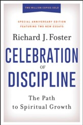 Celebration of Discipline, Special Anniversary Edition - eBook