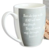Those Who Hope In The Lord, Mug in Gift Box