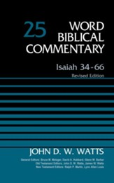 Isaiah 34-66, Volume 25: Revised Edition - eBook