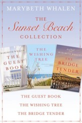 The Sunset Beach Collection: The Guest Book, The Wishing Tree, The Bridge Tender / Digital original - eBook