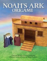 Noah's Ark Origami - eBook