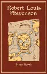 Robert Louis Stevenson: Seven Novels - eBook
