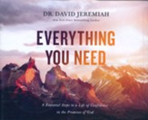 Everything You Need, Unabridged Audiobook on CD