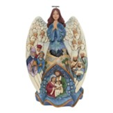 Heartwood Creek, Nativity Angel, Lighted & Musical Figurine