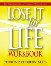Lose It for Life Workbook - eBook