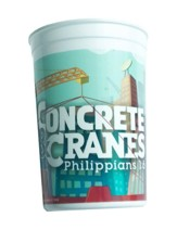 Concrete & Cranes: Cups (pkg. of 5)