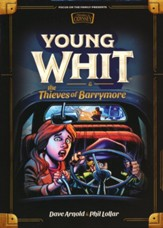 Young Whit and the Thieves of Barrymore #3