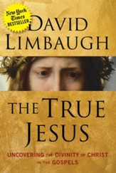 The True Jesus: Uncovering the Divinity of Christ in the Gospels - eBook