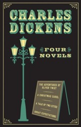Charles Dickens: Four Novels - eBook