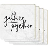 Gather Together Coaster, Set of 4