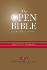 Open Bible, Classic Edition - eBook
