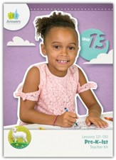 Answers Bible Curriculum PreK-1 Unit 13 Teacher Kit (2nd Edition)