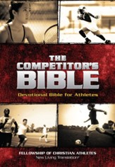 The Competitor's Bible: NLT Devotional Bible for Competitors - eBook