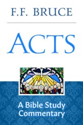 Acts: A Bible Study Commentary - eBook