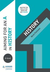 Aiming for an A in A-level History / Digital original - eBook