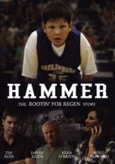 Hammer: The Rootin' for Regen Story, DVD