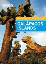 Moon Galapagos Islands - eBook