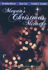 Megan's Christmas Miracle, DVD