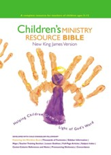 NKJV, Children's Ministry Resource Bible, Ebook: Helping Children Grow in the Light of God's Word - eBook