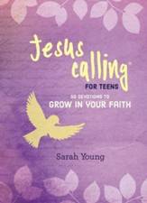 Jesus Calling: 50 Devotions to Grow in Your Fatih - eBook