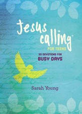 Jesus Calling: 50 Devotions for Busy Days - eBook