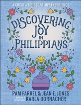 Discovering Joy in Philippians: A Creative Bible Study Experience