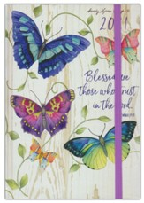 Blessed Are Those Who Trust, 2021 18-Month Perfect Planner