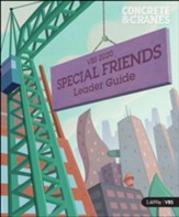 Concrete & Cranes: Special Friends Leader Guide