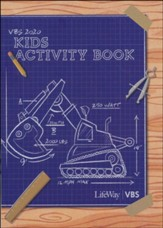 Concrete & Cranes: Kid's Activity Book