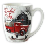 Comfort And Joy, Mug with Gift Box