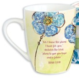 I Know The Plans I have For You Mug with Gift Box