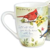 Let All You Do Be Done In Love (1 Corinthians 16:14) Mug with Gift Box