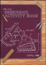 Concrete & Cranes: Preschool Activity Book